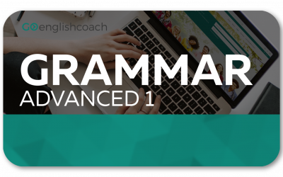 Advanced Grammar 1